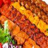 kebab mixed grill