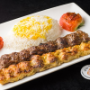 Chelo kabab soltani Chicke