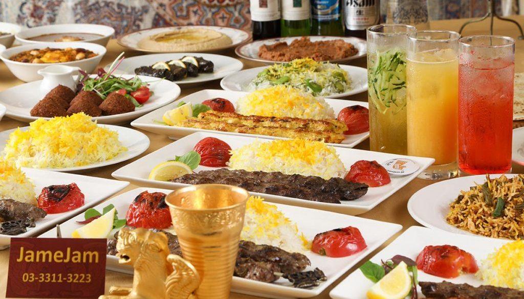 رستوران جام جم توکیو